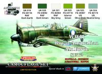 Lifecolor WWII Royal Australian Air Force Paint Set 2