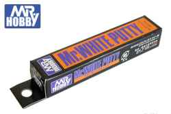 Gunze Sangyo (Mr Hobby) Mr White Putty 25g Tube