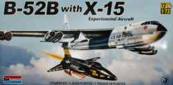 Monogram 1/72 B-52B Stratofortress with X-15